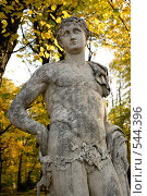 Купить «Антиной (Ф. Кабианка, Мастерская  Италия, 1720 г.)», фото № 544396, снято 9 октября 2008 г. (c) Андрюхина Анастасия / Фотобанк Лори