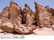 Купить «Соломоновы столбы», фото № 546248, снято 1 мая 2008 г. (c) Андрей Короткевич / Фотобанк Лори