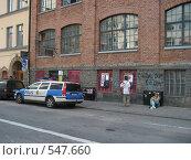 Улицы Стокгольма (2008 год). Редакционное фото, фотограф Игорь Михновец / Фотобанк Лори