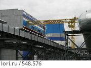 Купить «Правобережная ТЭЦ-5 (Санкт-Петербург)», фото № 548576, снято 6 сентября 2006 г. (c) Александр Секретарев / Фотобанк Лори