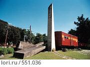 Купить «Мемориальный комплекс в г. Санта - Клара. Куба», эксклюзивное фото № 551036, снято 26 мая 2020 г. (c) Free Wind / Фотобанк Лори