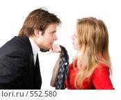 Купить «Конфликт между мужчиной и женщиной», фото № 552580, снято 30 сентября 2008 г. (c) chaoss / Фотобанк Лори