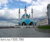 Купить «Мечеть Кул Шариф в Казани», фото № 555780, снято 31 мая 2008 г. (c) Виталий Романович / Фотобанк Лори
