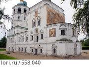 Купить «Спасская церковь, город Иркутск», фото № 558040, снято 19 июля 2008 г. (c) Сергей Болоткин / Фотобанк Лори