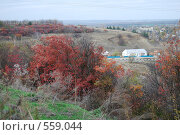 Несветайская долина. Стоковое фото, фотограф Виктор Юсупов / Фотобанк Лори