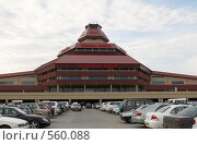 Купить «Международный аэропорт имени Гейдара Алиева. Баку, Азербайджан.», фото № 560088, снято 4 ноября 2008 г. (c) Алексей Зарубин / Фотобанк Лори