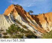 Купить «Горы Португалии, Алгарве», фото № 561368, снято 17 сентября 2008 г. (c) Ольга Полякова / Фотобанк Лори