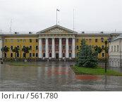 Купить «Отделение Внутренних Дел», фото № 561780, снято 13 июня 2008 г. (c) Евгений Перов / Фотобанк Лори