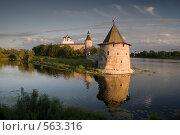 Купить «Псков. Кремль», фото № 563316, снято 6 июля 2008 г. (c) Александр Бобырь / Фотобанк Лори