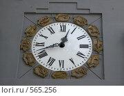 Купить «Часы со знаками зодиака», фото № 565256, снято 19 августа 2008 г. (c) Елена Прокопова / Фотобанк Лори