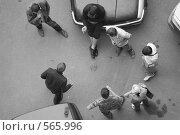 Встреча. Стоковое фото, фотограф Terentiev Maxim / Фотобанк Лори