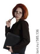 Купить «Раздумья. Расчеты. Озабоченность», фото № 585136, снято 12 апреля 2007 г. (c) Марианна Меликсетян / Фотобанк Лори