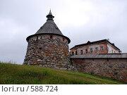 Соловки, крепость (2007 год). Редакционное фото, фотограф Владимир Горев / Фотобанк Лори