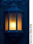 Купить «Старый фонарь», фото № 592076, снято 9 августа 2008 г. (c) Бутенко Андрей / Фотобанк Лори