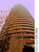 Купить «Токийская высотка», фото № 596064, снято 28 ноября 2008 г. (c) Алексей Еманов / Фотобанк Лори
