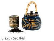 Купить «Чаепитие», фото № 596848, снято 30 ноября 2008 г. (c) Игорь Качан / Фотобанк Лори