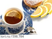 Купить «Чаепитие», фото № 598784, снято 30 ноября 2008 г. (c) Александр Чистяков / Фотобанк Лори