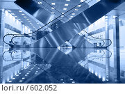Купить «Эскалатор», фото № 602052, снято 4 декабря 2008 г. (c) Фурсов Алексей / Фотобанк Лори