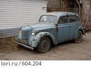Москвич 401 (2008 год). Редакционное фото, фотограф Андреев Виктор / Фотобанк Лори