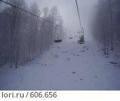 Купить «Подъёмник», фото № 606656, снято 23 декабря 2006 г. (c) Анастасия Иванова / Фотобанк Лори