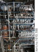 Купить «Котлотурбинный цех Северной ТЭЦ-21. Санкт-Петербург», фото № 610188, снято 21 мая 2007 г. (c) Александр Секретарев / Фотобанк Лори