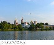 Купить «Новодевичий монастырь. Москва», эксклюзивное фото № 612432, снято 9 августа 2008 г. (c) lana1501 / Фотобанк Лори