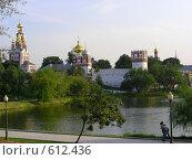 Купить «Новодевичий монастырь. Москва», эксклюзивное фото № 612436, снято 9 августа 2008 г. (c) lana1501 / Фотобанк Лори