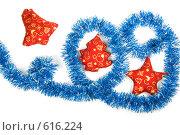 Купить «Декорация к Новому Году», фото № 616224, снято 13 декабря 2008 г. (c) Александр Чистяков / Фотобанк Лори