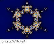 Купить «Калейдоскоп. Восточный узор», иллюстрация № 616424 (c) Parmenov Pavel / Фотобанк Лори