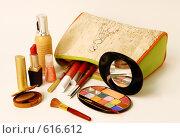 Купить «Косметичка», фото № 616612, снято 18 ноября 2008 г. (c) Павлова Татьяна / Фотобанк Лори