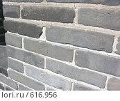 Купить «Фрагмент Великой Китайской стены», фото № 616956, снято 7 сентября 2007 г. (c) Екатерина Овсянникова / Фотобанк Лори