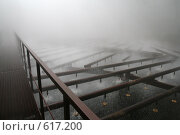 Купить «Вид внутри градирни Северной ТЭЦ-21. Санкт-Петербург», фото № 617200, снято 21 мая 2007 г. (c) Александр Секретарев / Фотобанк Лори