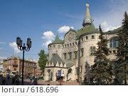 Купить «Здание Государственного банка в Нижнем Новгороде», фото № 618696, снято 20 мая 2008 г. (c) Igor Lijashkov / Фотобанк Лори