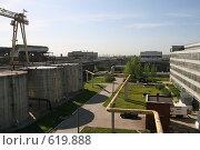 Купить «Южная ТЭЦ-22. Санкт-Петербург», фото № 619888, снято 21 мая 2007 г. (c) Александр Секретарев / Фотобанк Лори