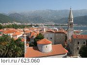 Старая Будва (Черногория) (2008 год). Стоковое фото, фотограф Стародубов Юрий / Фотобанк Лори