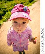 Купить «Девочка с леденцами», фото № 626552, снято 30 мая 2008 г. (c) BestPhotoStudio / Фотобанк Лори