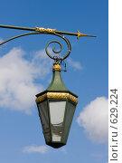 Купить «Старинный фонарь», фото № 629224, снято 16 мая 2008 г. (c) Argument / Фотобанк Лори