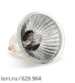 Купить «Галогеновая лампа», фото № 629964, снято 21 декабря 2008 г. (c) Бутенко Андрей / Фотобанк Лори