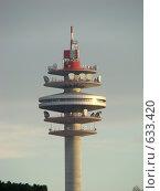 Телебашня в Вене. Австрия (2008 год). Редакционное фото, фотограф Сакмаров Илья / Фотобанк Лори