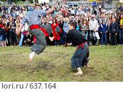 Купить «Боевой гопак», фото № 637164, снято 7 июля 2007 г. (c) Мирослава Безман / Фотобанк Лори
