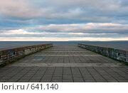 Купить «Берег Балтийского моря. Таллин, Эстония», фото № 641140, снято 31 декабря 2008 г. (c) Бутенко Андрей / Фотобанк Лори
