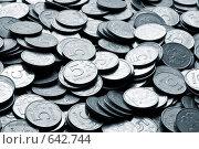Купить «Монеты», фото № 642744, снято 30 декабря 2008 г. (c) Максим Солдатов / Фотобанк Лори