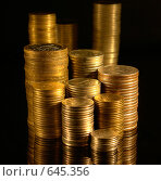 Купить «Монеты», фото № 645356, снято 23 мая 2018 г. (c) Константин Порядин / Фотобанк Лори