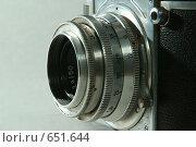 Купить «Фотокамера», фото № 651644, снято 11 января 2009 г. (c) Аlexander Reshetnik / Фотобанк Лори
