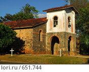 Старая церковь. Стоковое фото, фотограф tyuru / Фотобанк Лори