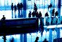 Люди в холле офисного здания, фото № 652704, снято 27 апреля 2017 г. (c) Алексей Хромушин / Фотобанк Лори