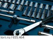 Купить «Набор инструментов», фото № 655464, снято 18 сентября 2006 г. (c) Шутов Игорь / Фотобанк Лори