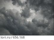 Купить «Грозовые облака 3», фото № 656168, снято 3 июля 2008 г. (c) Виктор Зиновьев / Фотобанк Лори