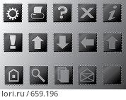 Купить «Кнопки», иллюстрация № 659196 (c) Смирнова Ирина / Фотобанк Лори
