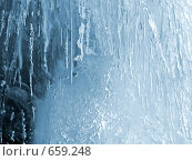 Купить «Ледяной фон», фото № 659248, снято 7 января 2008 г. (c) Dina / Фотобанк Лори